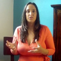 Liliana Barzola Read Guru Video Screencap